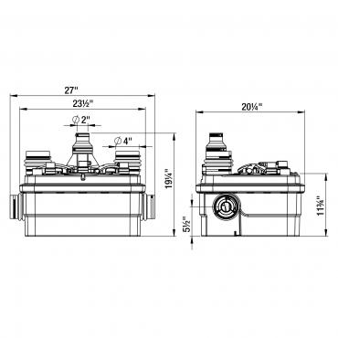 Duplex Lift Station Wiring Schematic - Wiring Diagrams on