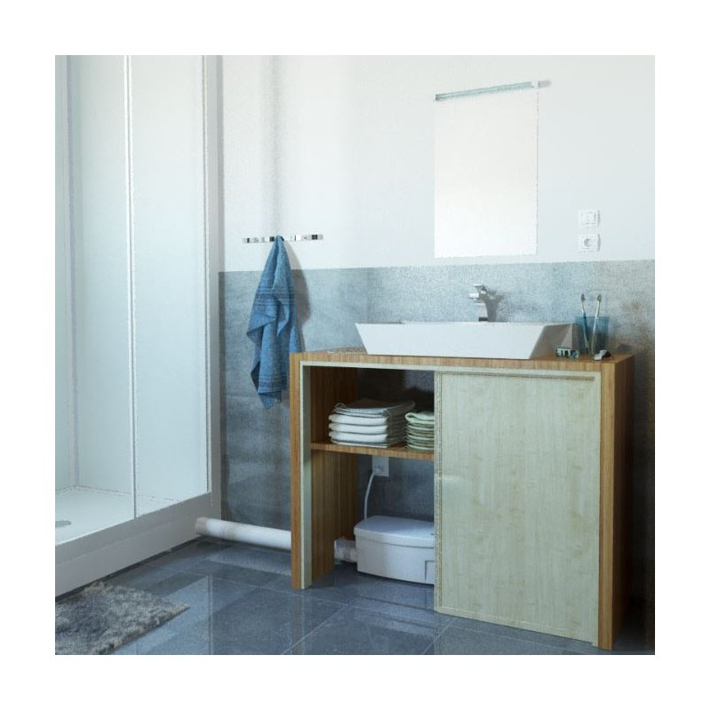 sanishower imagine your new shower anywhere saniflo rh saniflo com