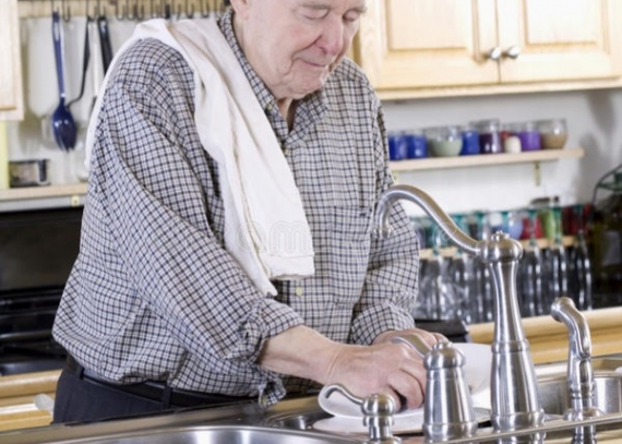 How you can accommodate your home for an aging family member